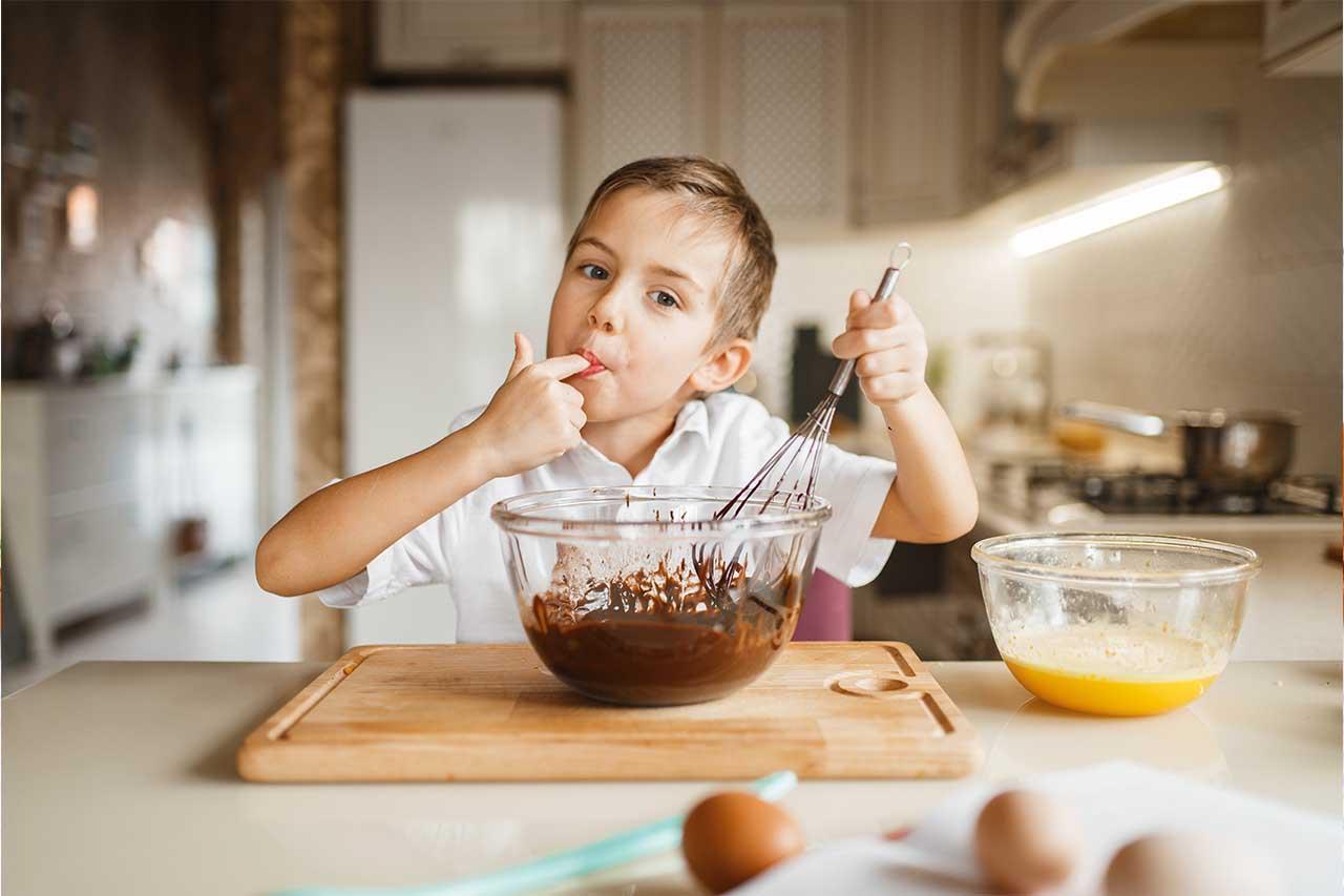 סדנת שוקולד לילדים