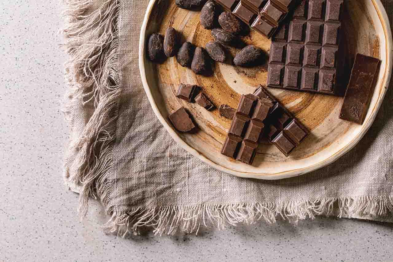 קצת על השוקולד