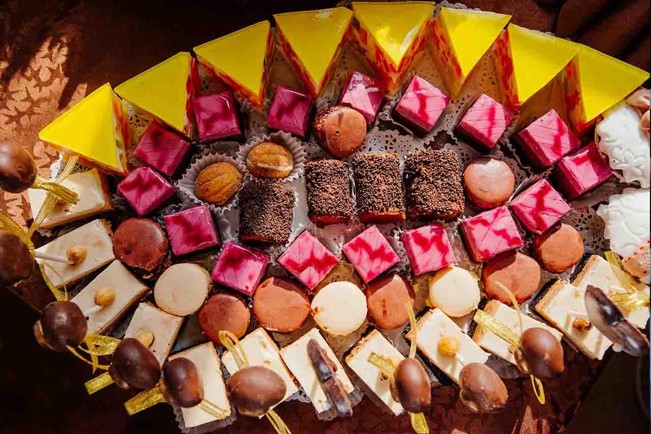 שוקולדים מעוצבים